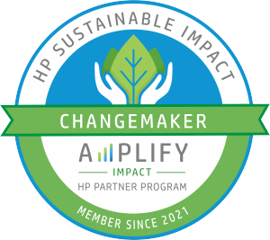 Riconoscimento AmplifyImpact Changemaker Impact